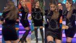 Galilea Montijo Culazo En Vestido Entallado! HD