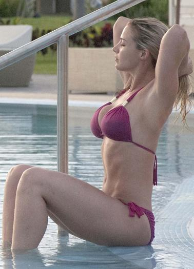 Gemma+Atkinson+bikini+en+Cuba