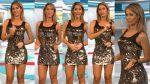 Ines Sainz Sexy En Minivestido Plateado!! Cuerpo Tecnico HD