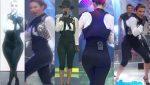 Ingrid Coronado Tremenda Nalgona En Lycras! HD