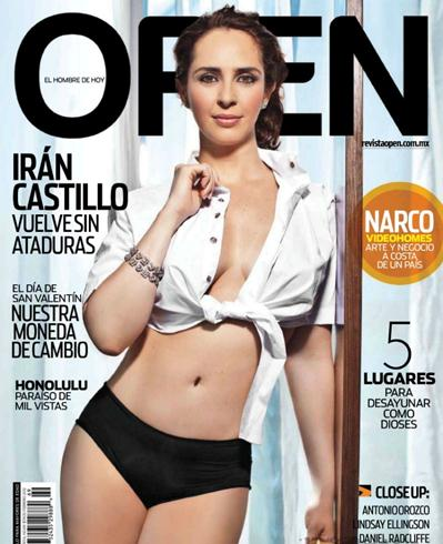 Iran+Castillo+En+Revista+Open