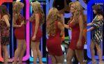 Isabel Madow Culito En Minivestido + Vielka Valenzuela  y Marisol Del Olmo HD