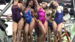 Jenny Garcia y  Ballet VLA Super Hot En Gym HD