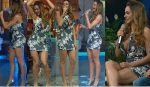 Joselyn Juncal Piernotas En Otro Microvestido!! HD