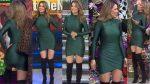 Karla Gómez Sexy Vestido Culito! HD