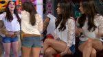 Laura G Tremendas Piernotas En Minishorts Cacheteros! HD
