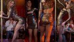Margarita Magaña Rica En Minifalda Tubo! HD