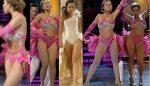 Maria Elisa Camargo Piernotas En Bikini Rosa MQB HD
