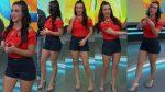 Mariazel Olle Minishorts Piernotas! HD