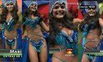 Marisol Gonzalez Rebotando Tetas + Bailando Samba! HD