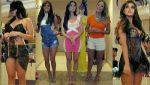 Marisol Gonzalez, Vanessa Huppenkothen y Mariangela Meotti Probando Ropa Para Carnaval! HD