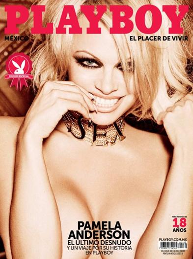 Pamela+Anderson+En+Revista+Playboy+Febrero+2016