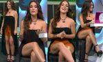Patty López de la Cerda Rica Enseñando Piernotas! HD