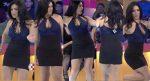 Penélope Menchaca Milf En Vestido Entallado HD