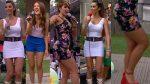 Regina Murguia, Marijo Castro y Ivette Hernandez En Minifaldas! HD
