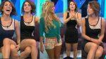 Regina Murguia Rica En Minivestido Negro + Shanik Aspe Minishorts HD
