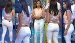 Tabata Jalil Culote En Pantalon Entallado HD