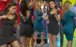 Tabata Jalil y Ingrid Coronado Marcando Culote! HD