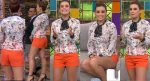 Tania Rincon Minishorts Piernotas!! HD