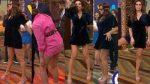 Tania Rincon Piernotas En Nuevo Minivestido!! + Vanessa Claudio HD