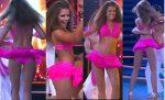 Vanessa Claudio Bailando Lambada En Microfalda! HD