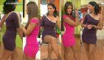 Vanessa Claudio Sexy Microvestido +  Anette Asbun Hot HD