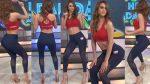 Yanet García Bailando Hot En Lycras! HD