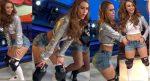 Yanet García Hot En Microshorts Bailando Twerking!! HD