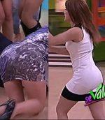 Yuliana Peniche De Perrita +Tania Riquenes Culote Marcado HD