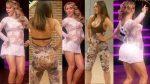 Aylín Mújica Sexy Vestido Trasparente + Gaby Spanic Culote! HD