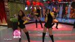 Ballet Venga La Alegria Cachetonas En Negro HD