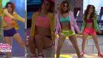 Ballet Venga La Alegria Piernotas Shorts + Nelly HD