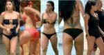 Bárbara De Regil, Regina Murguia, Jimena Ochoa En Bikini Mix! HD