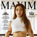 Caeli En Revista Maxim Febrero 2018 + Extras (Resubido)