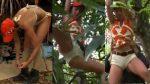 Ceci Ponce Sabrosa En Minishorts  Abrindo Las Piernas + Cameltoe! HD