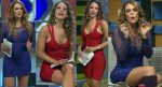 Cynthia Francesconi y Aline Hernandez Milf En Minivestidos HD