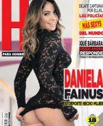 Daniela Fainus Desnuda En Revista H + Extras