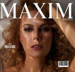 Daniela Magun (Ex Kabah) Sexy En Revista Maxim Septiembre 2018 + Extras