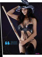 Dorismar Hot Lenceria Para Halloween- En Revista Tvnotas!