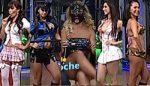 Erika Canseco y El Ballet Tv De Noche Riquisimas + Sexy Star HD