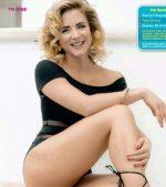 Flor Martino Posando Cachonda En Revista Tv Notas!