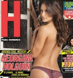 Georgina Holguin Hot En Revista H Mexico