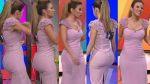 Ingrid Coronado Nalgona En Vestido Ajustado HD