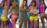 Jenny Garcia Piernitas y Culito Modelando! HD