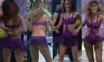 Jenny Garcia y  Mariana Andrade Bailando En Microfaldas!! HD