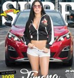 Jimena Araya Sexy En Revista – Chilanga Surf México Septiembre-Octubre 2018 + Extras