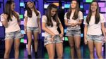 Laura G Ricas Piernotas En Microshorts HD