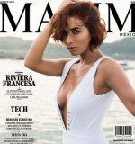 Majida Issa Sexy – En Revista Maxim México – Agosto 2018 + Extras