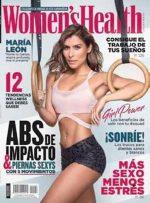 María León – En Revista Women's Health México Noviembre 2018