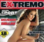Mariana Avila Desnuda En Revista H Extremo!